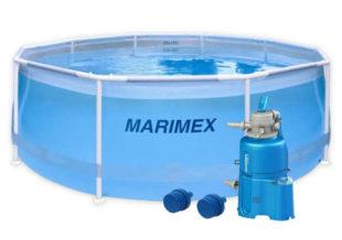 Bazén Florida v modernom dizajne s filtráciou