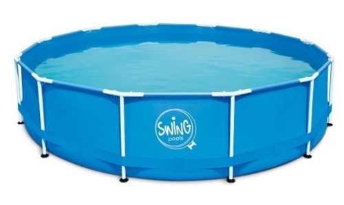 Bazén s pevnou konštrukciou