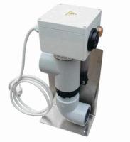 Elektrický ohrievač pre nadzemné bazény