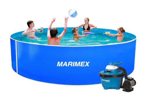 Kruhový bazén Orlando s filtrací