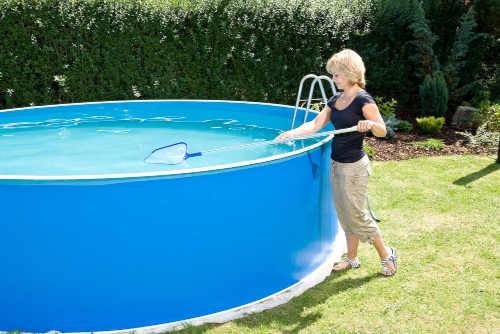 Kruhový bazén Orlando s pieskovou filtráciou
