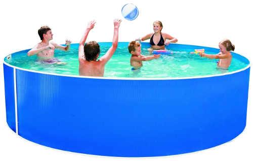 Obľúbený záhradný bazén Orlando 3,66×0,91 m vhodný na zapustenú inštaláciu