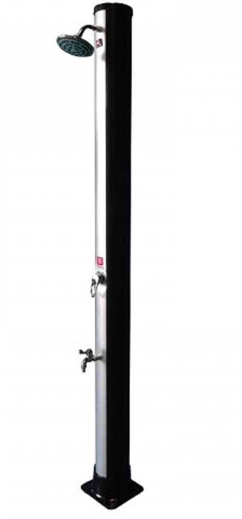 Solárna moderná praktická sprcha