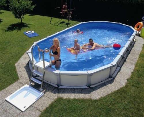 Veľký bazén Cranpool Sun Remo