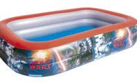 Detský bazén s pútavým motívom Star Wars