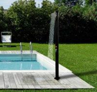 Hometrade solárna sprcha 20 litrov ideálna ku záhradnému bazénu