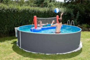 Kruhový nadzemný bazén Orlando