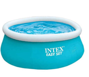 Kruhový nadzemný bazén s kartušovou filtráciou