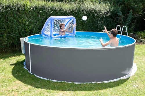 Nadzemný bazén Orlando kruhový