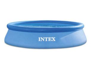 Nadzemný kruhový bazén bez filtrácie Tampa 2,44×0,61 m