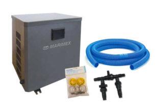 Tepelné čerpadlo Premium 3500 na ohrev vody v bazéne