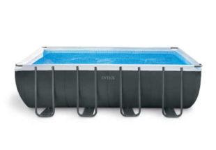Nadzemný bazén s filtráciou a príslušenstvom
